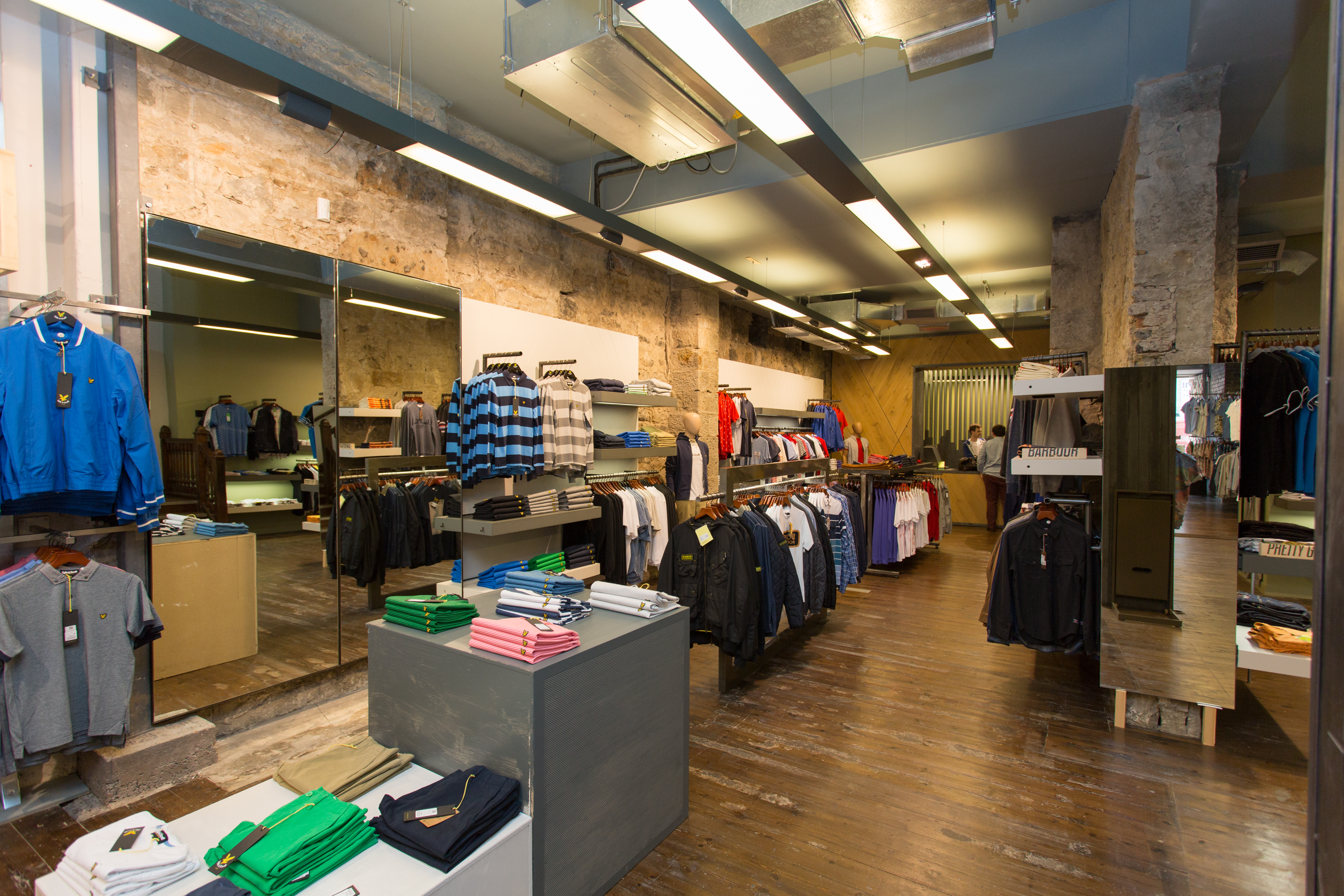 The best clothing stores