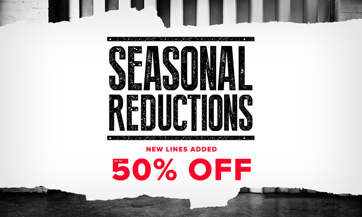 NEW LINES ADDED | UP TO 50% OFF