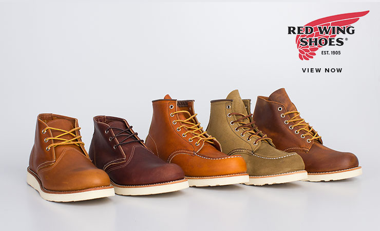 REDWING SHOES