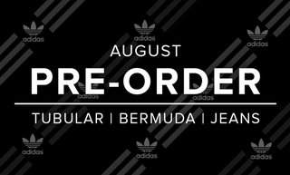 Coming Soon: Adidas Pre-Orders