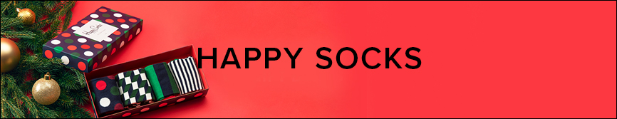 shop Happy Socks online at Xile Clothing