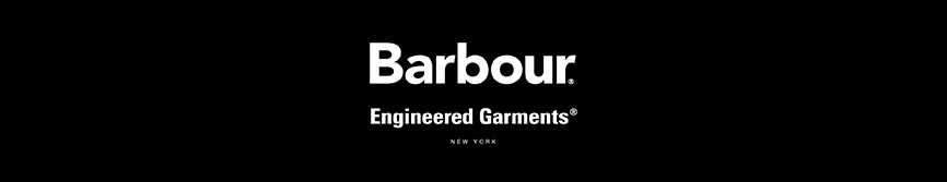 shop Barbour x Engineered Garments online at Xile Clothing