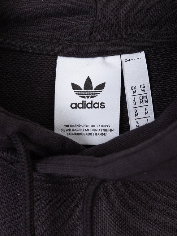 adidas Essential Hoody Black