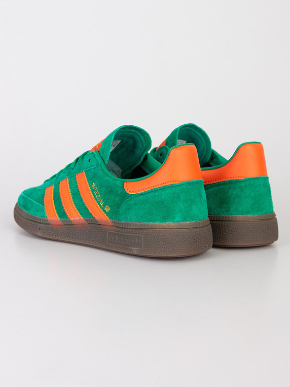 e96082ae6a6 adidas Handball Spezial St Patricks Day Trainers Green. code  26234