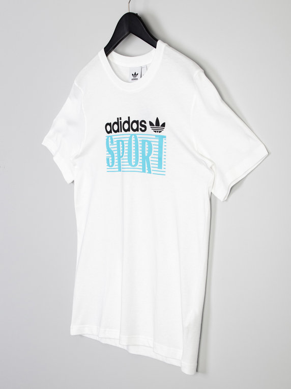 adidas Linear T-Shirt White