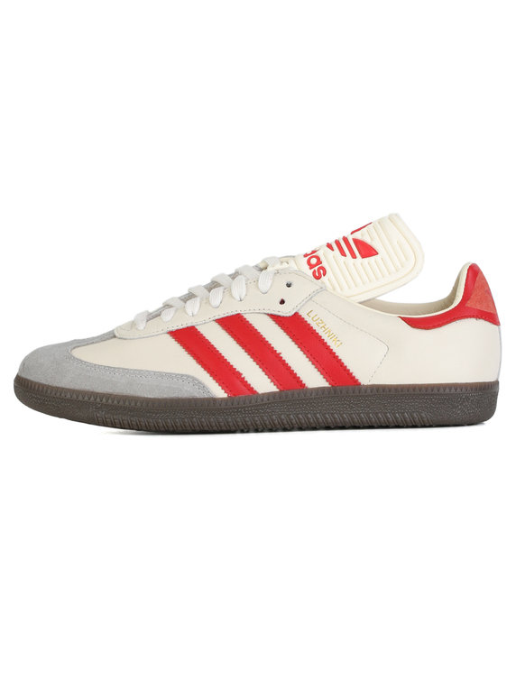 7a642bf105c ... coupon for adidas samba classic og trainer white scarlet granite for  sale xile eabb7 835db