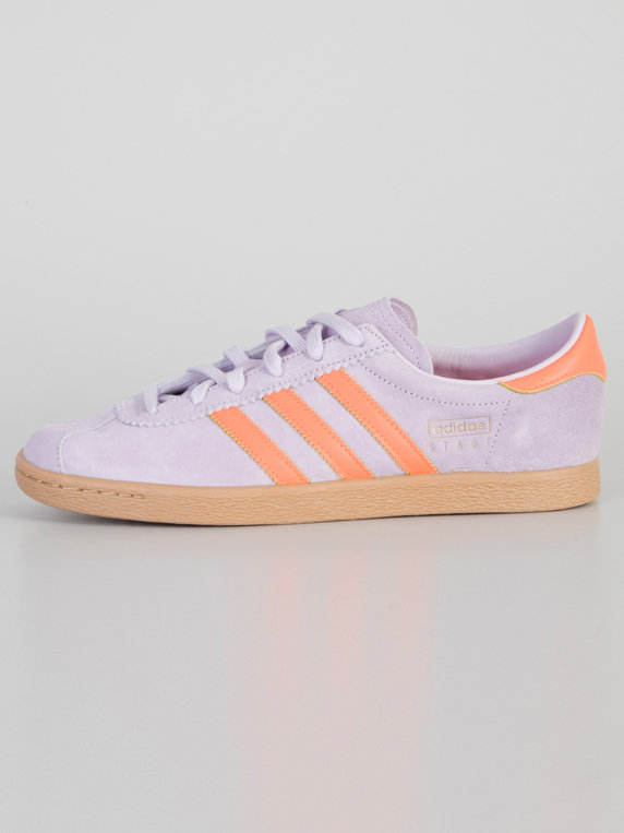 adidas Stadt Trainers Lilac