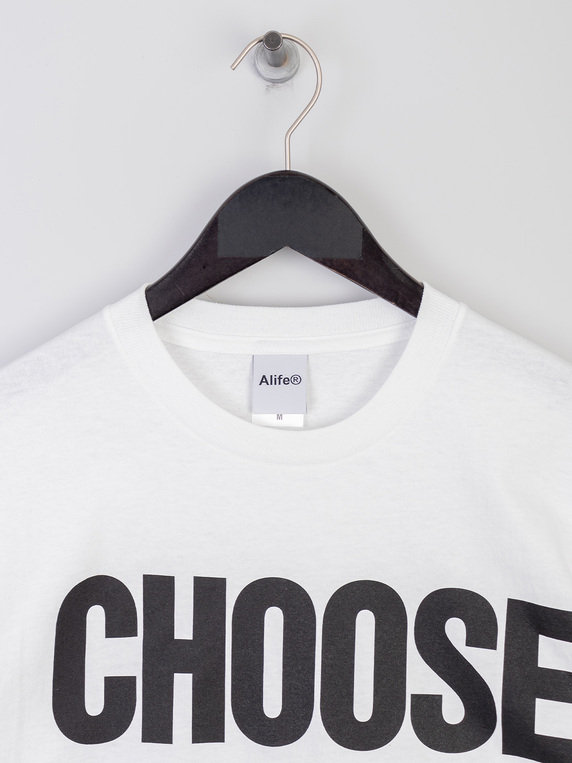 Alife Choose T-Shirt White