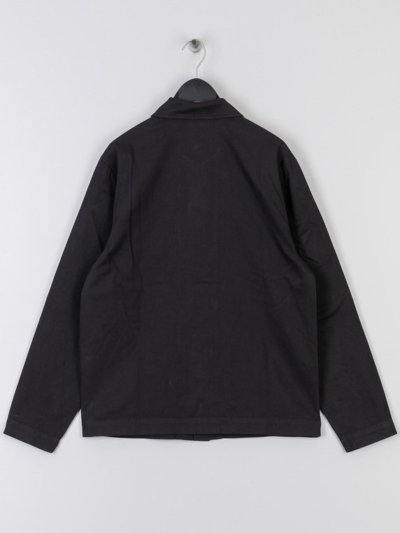 Alife Cropped Worker Jacket Black
