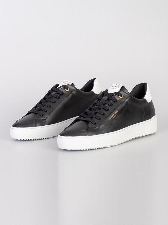 Android Homme Zuma 2.0 Leather Jet Black