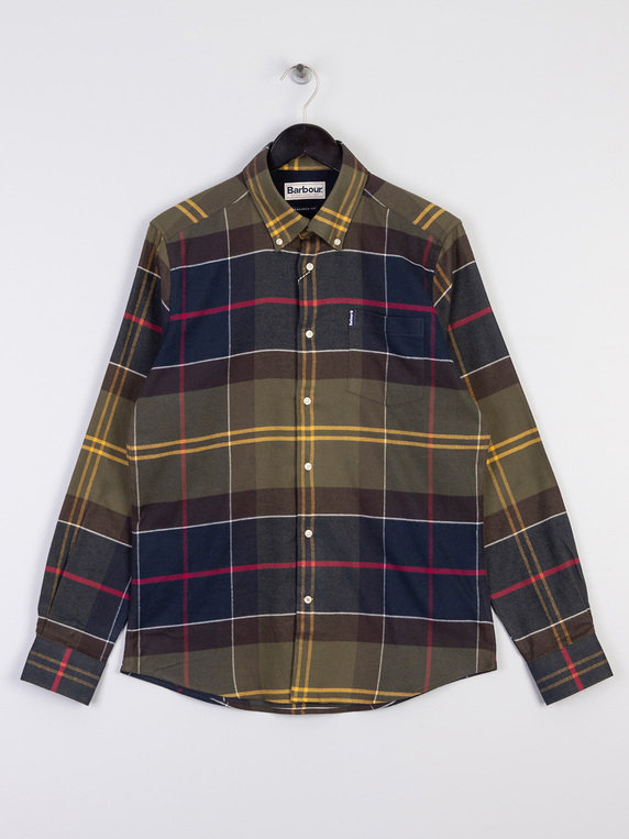Barbour Tartan 3 TF Long Sleeve Shirt Classic