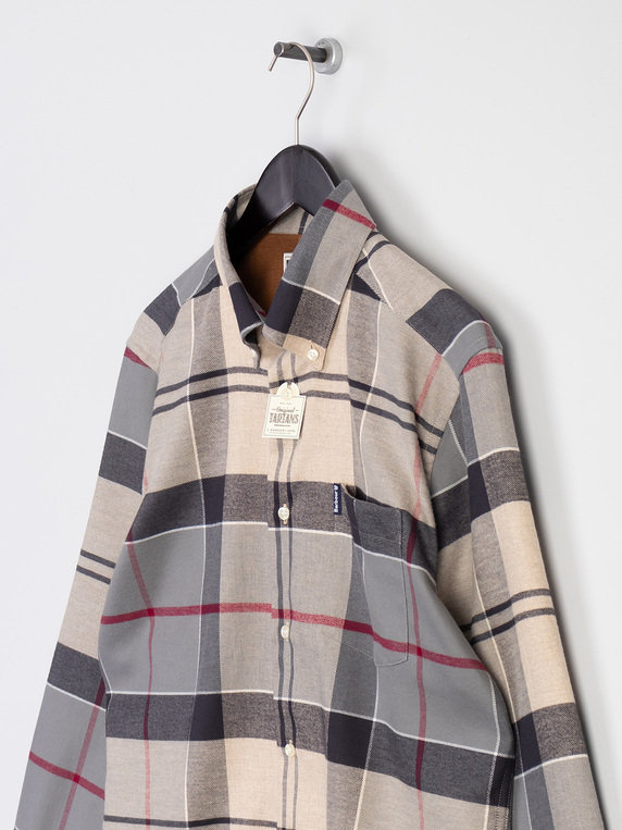 Barbour Dress Tartan Shirt Dress