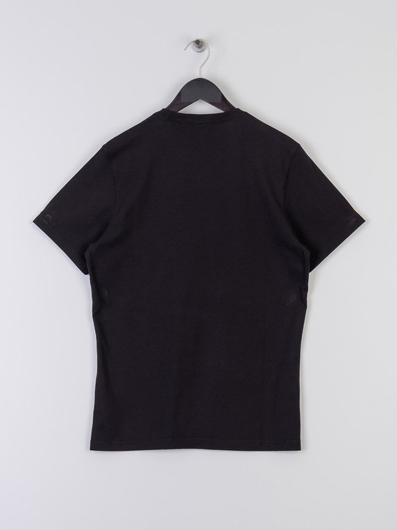 Barbour International Small Block T-Shirt Black