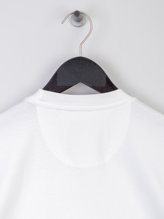 Barbour X Norse Projects T-Shirt White