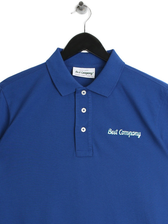 Best Company Polo Shirt Blue For Sale Xile