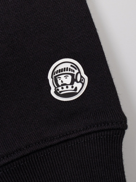 Billionaire Boys Club Embro Logo Crew Sweat Black