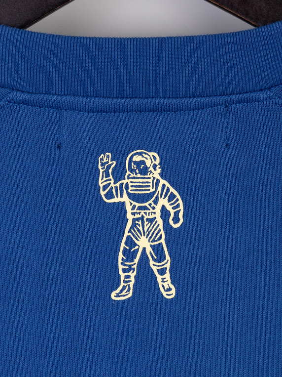 Billionaire Boys Club Embro Logo Crew Sweat Blue