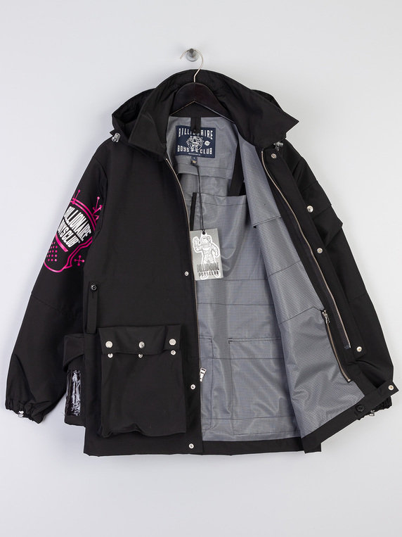 Billionaire Boys Club M70 Field Jacket Black
