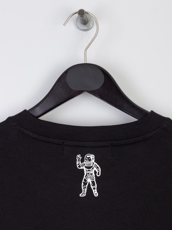 Billionaire Boys Club Small Arch Logo Crew Sweat Black