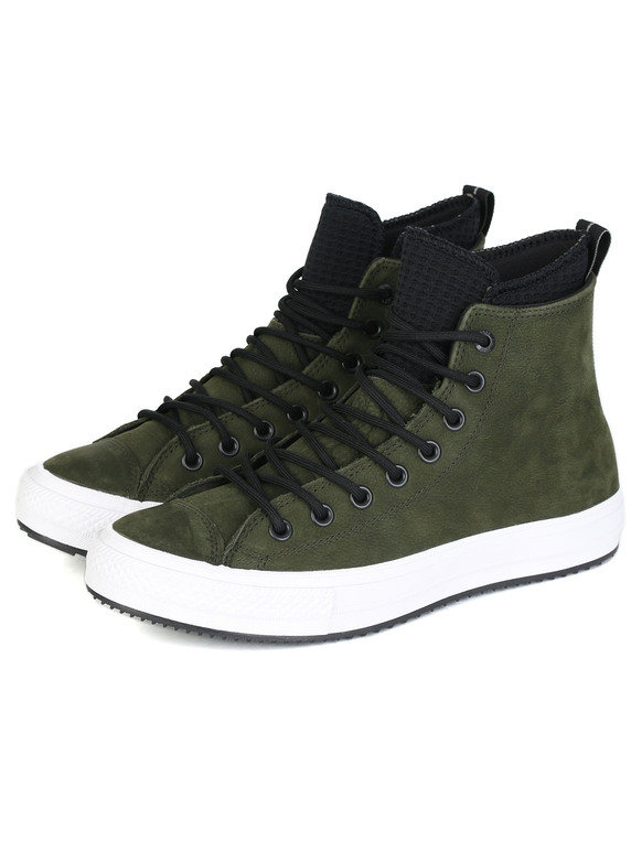 Converse CTAS WP Boot Hi Green