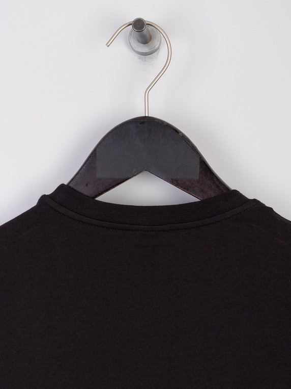 Dsquared2 Round Neck T-Shirt Black