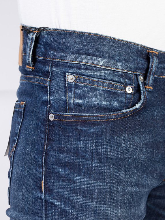 Edwin ED-80 Night Blue Denim