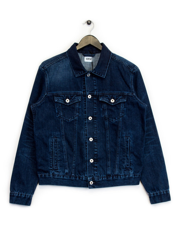 Edwin High Road Denim Jacket for Sale | Xile