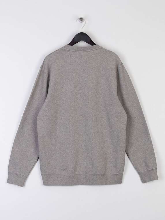 Edwin Japanese Sun Sweat Grey
