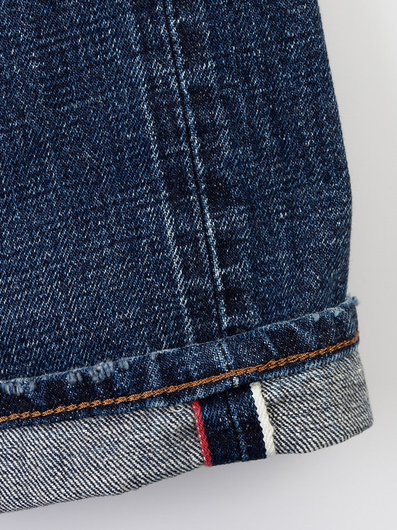 Edwin Regular Tapered Weave Selvage Denim