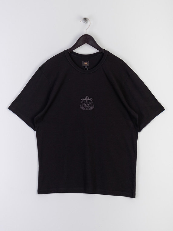 Edwin Tattoo T-Shirt Black