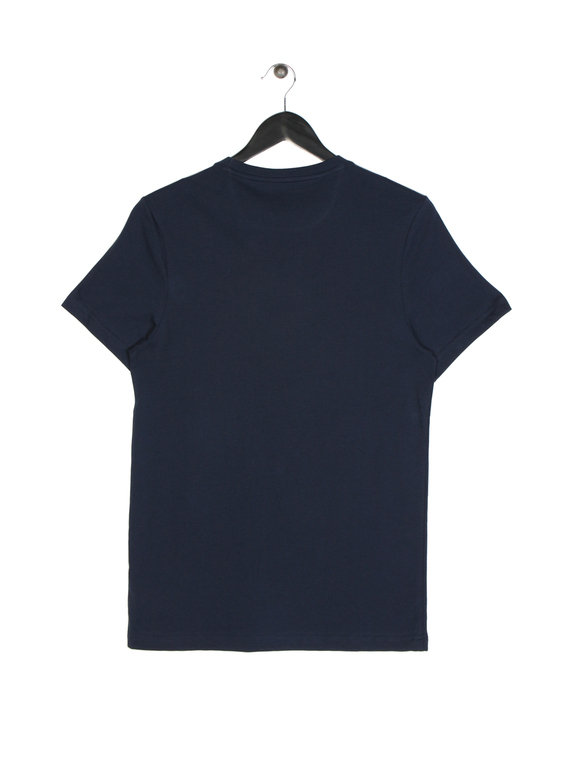 Farah Brassie Short Sleeve T-Shirt Navy