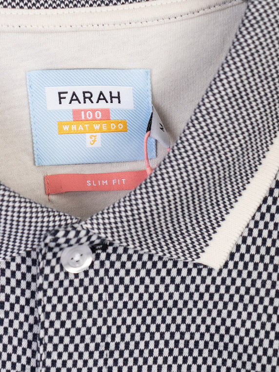 Farah Scotchill Polo Dark Navy