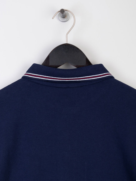 Fila Connell Polo Top Navy