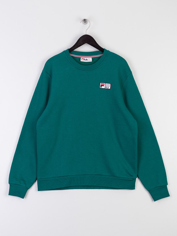 Fila Pelmo Embroidered Graphic Sweat Stone