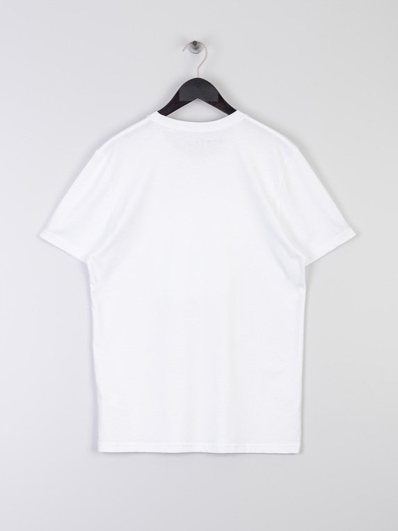 Forty Benjamin Mentha T-Shirt White
