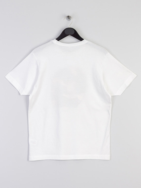 Forty Benjamin T-Shirt White