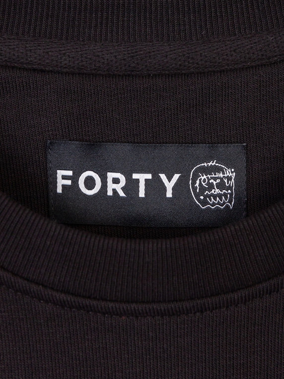 Forty Floyd Sweat Black