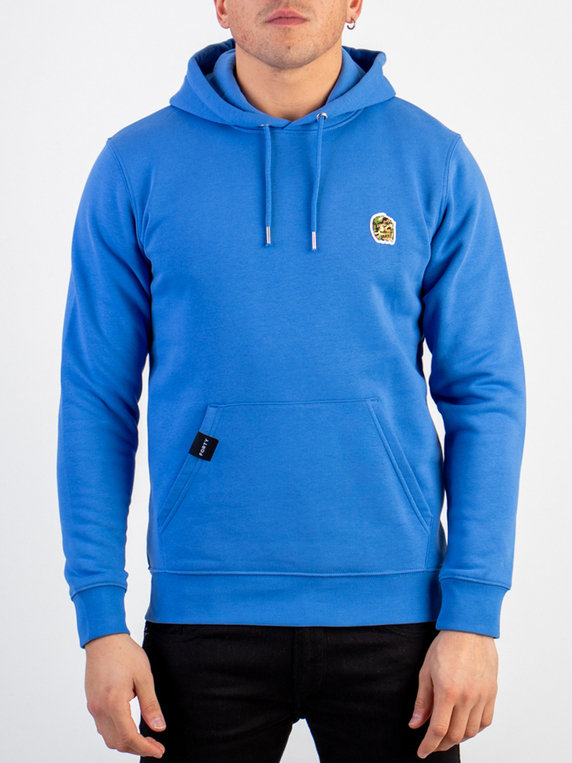 Forty Tom Hoody Atlantic Blue