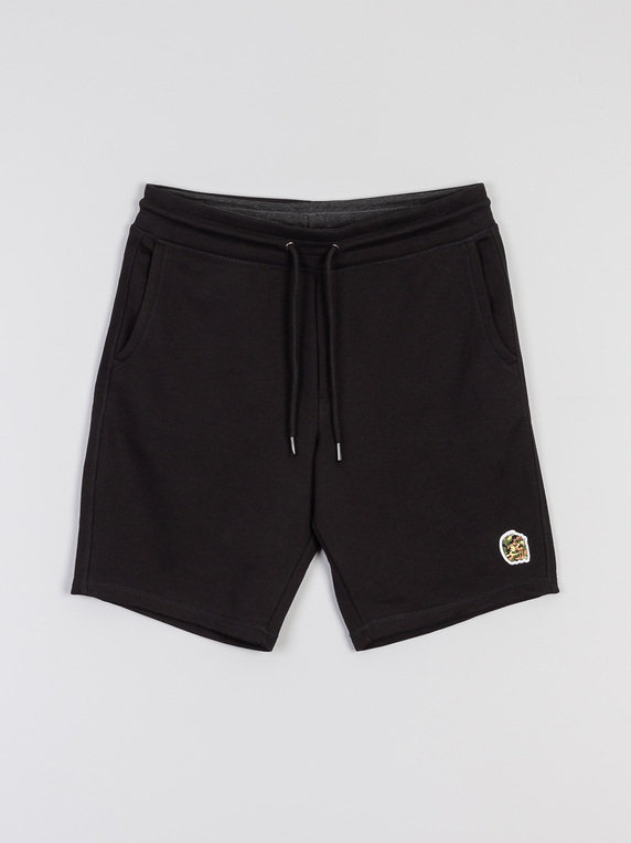 Forty Turley Shorts Black