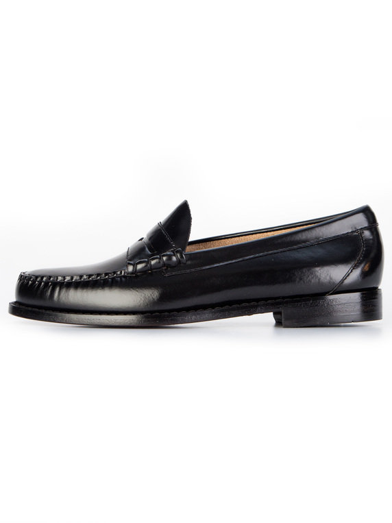 G.H. Bass & Co Weejun Larson Moc Penny Loafer Black
