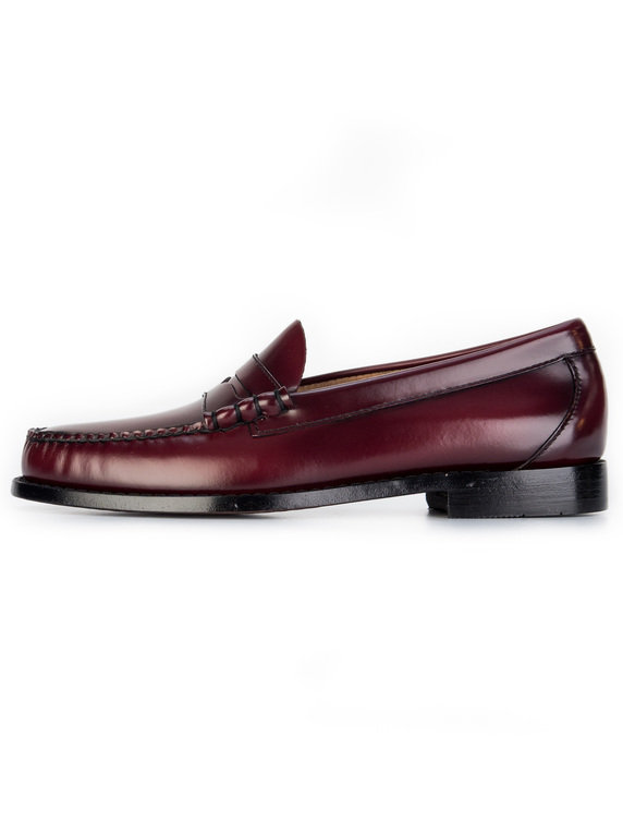 G.H. Bass & Co Weejun Larson Moc Penny Loafer Wine