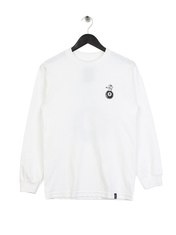 f70bd11f0a Huf x Peanuts Flying Ace Long Sleeve T-Shirt White for Sale