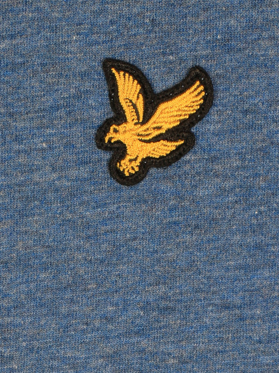 Lyle & Scott Crew Neck T-Shirt A11 Storm Blue