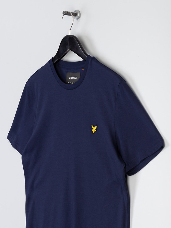 Lyle & Scott Crew Neck T-Shirt Z99 Navy