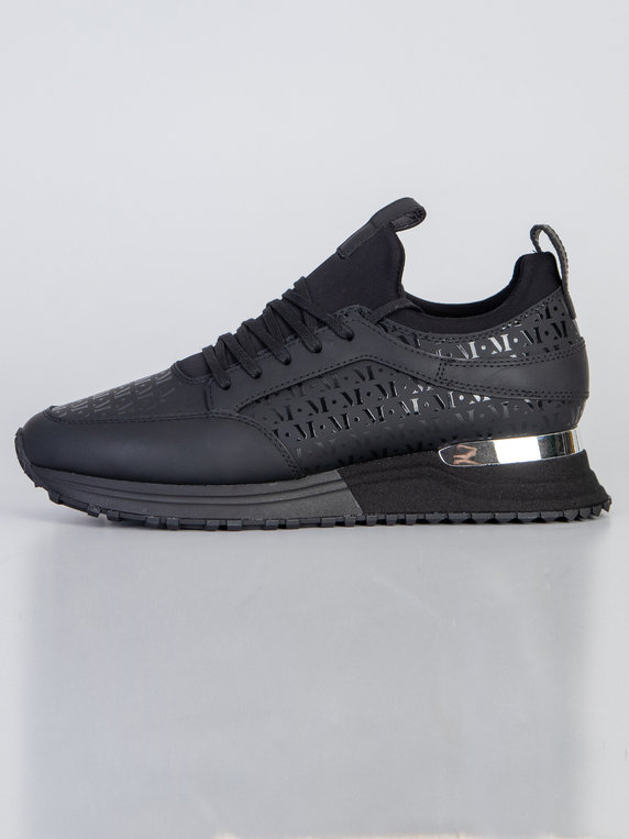 Mallet Archway Mono Trainers Midnight