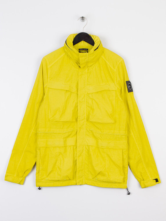 881708ace4e Marshall Artist Garment Dyed Field Jacket Sulpher