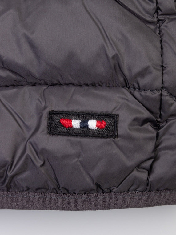 Napapijri Aerons Hooded 1 Jacket Dark Grey
