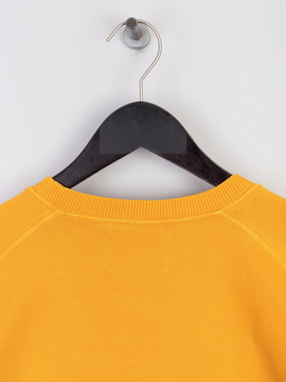 Nigel Cabourn Arrow Crew Sweat Racing Gold