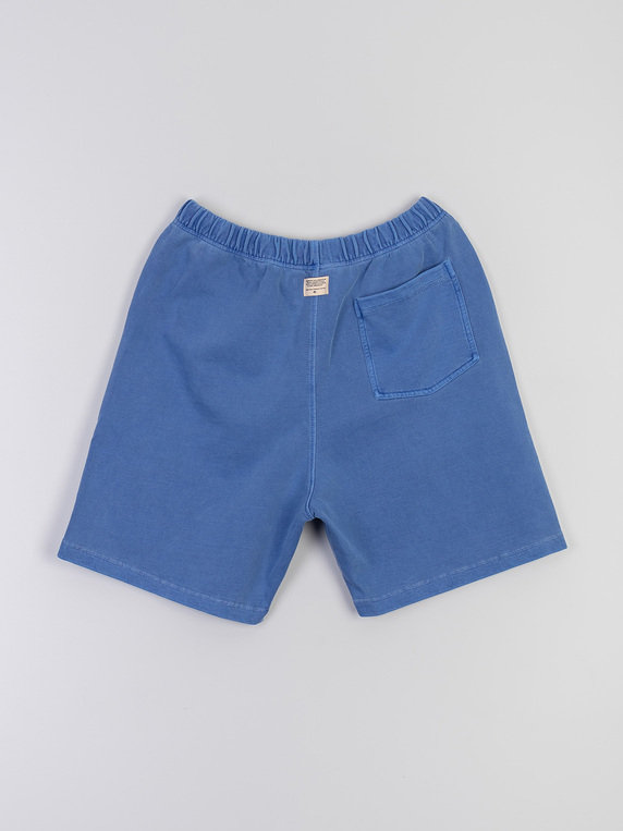 Nigel Cabourn Arrow Jog Short Washed Blue
