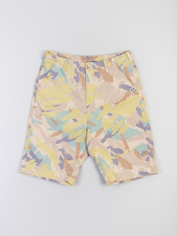 Nigel Cabourn X Element Overall Short Camo